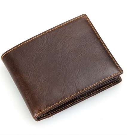 Leather Wallet-W4