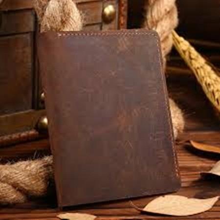 Leather Wallet-W2