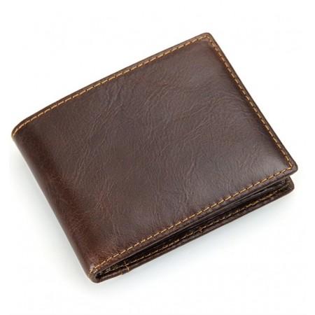Leather Wallet-W4